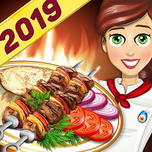 Kebab World - Cooking Game Chef Icon