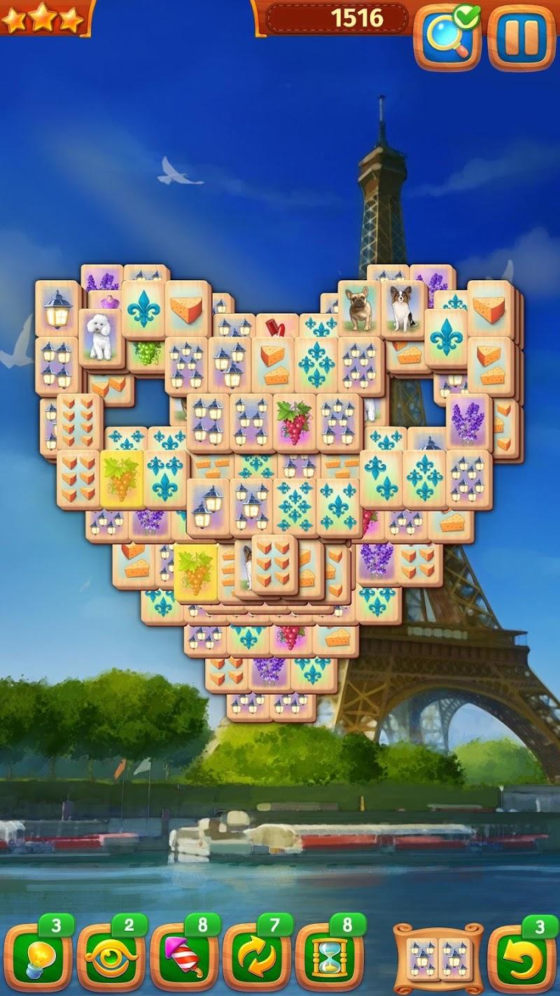 Mahjong Journey: A Tile Match Adventure Quest Screenshot 5