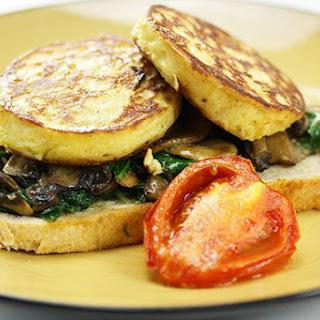 Cheesy Ricotta Pancakes
