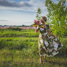 Wedding photographer Olya Vodolazhnaya (Dronova). Photo of 22.07.2015