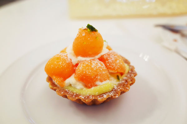 莉雅法式西點Leah Cafe and Patisserie--法國藍帶美女主廚的精緻甜點