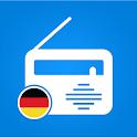 Deutschland Radio FM: Radio player & DAB+ Radio icon