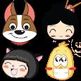 Sticker World by Emoji World ™