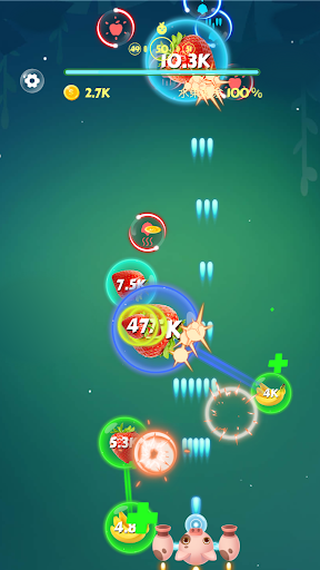 Shooting Fruit - Best Rewards Shooting Game  captures d'écran 2