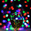 WINE by Angelito Cortez - Public Holidays Christmas ( wine, christmas light, pwcholidays, colors, glass )