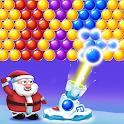 Christmas Games - Bubble Shooter icon