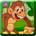Banana Monkey icon