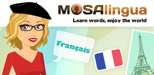 Learn French and improve your skills quickly with MosaLingua's SRS method