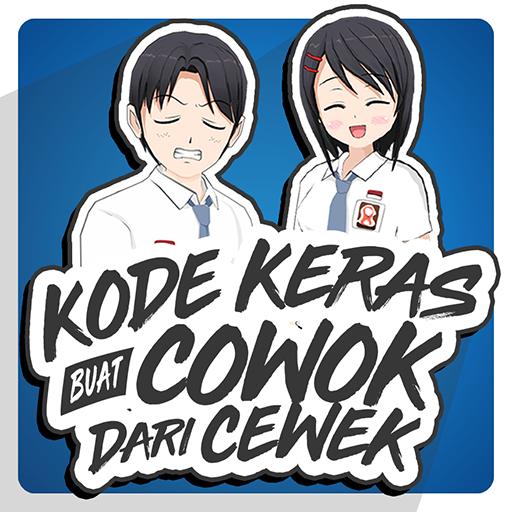 Kode Keras Cowok dari Cewek - Visual Novel Games
