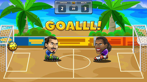 Head Soccer: World Champions 1.0 screenshots 11