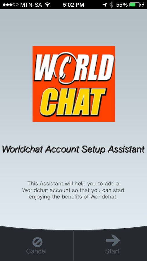 Worldchat- screenshot