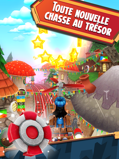Code Triche Hugo Troll Race 2: The Daring Rail Rush APK MOD (Astuce) screenshots 4