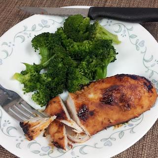 Korean Spicy Marinated Chicken.