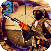Commando War Counter Strike 3D