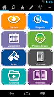 Screenshot of Sepsis Clinical Guide