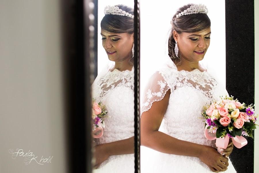 Fotógrafo de casamento Paula Khalil (paulakhalil). Foto de 11.04.2017