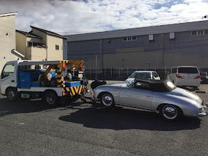 356  1957年式ポルシェ356スピードスターのカスタム事例画像 wakaaniさんの2020年01月13日06:26の投稿