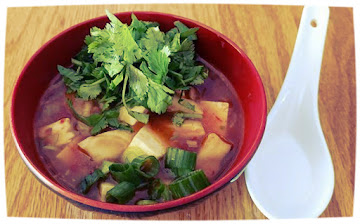 Vietnamese Hot And Sour Soup Recipe