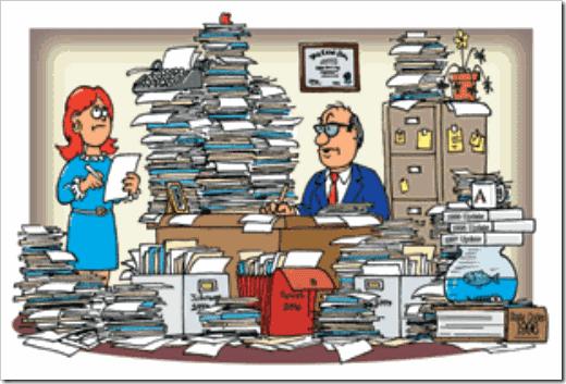 Nhu cầu máy in Văn phòng