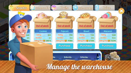 My Supermarket Story : Store tycoon Simulation download 2