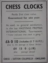 Photo: Chess no. 163 April 1949
