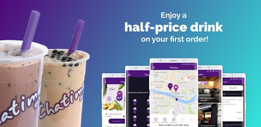 Chatime UK: Pickup & Delivery - Apps on Google Play
