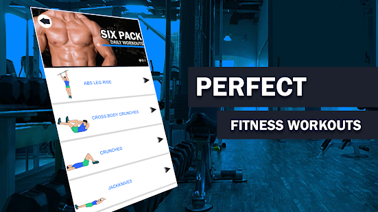 Gym Body – Perfect Fitness Workouts, Handy trainer 8