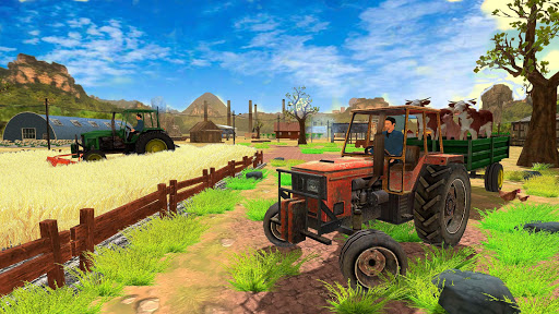 Heavy Duty Tractor Pull apkpoly screenshots 8