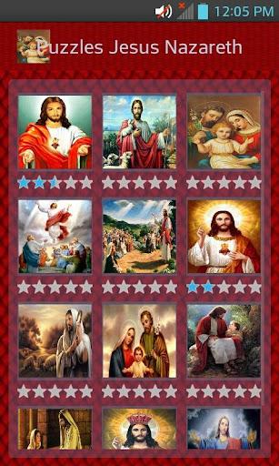 Puzzle Jesús de Nazareth