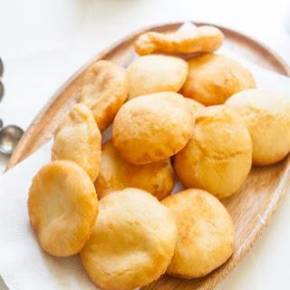 Arepas de Coco (Puerto Rican Coconut Fry Bread).