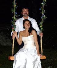 Photo: Married on a farm in the North GA mountains - Dillard,GA - 9-09 - www.WeddingWoman.net