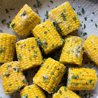 Slow Cooker Mexican Corn