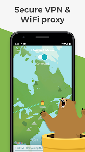 TunnelBear: Virtual Private Network & Security Screenshot