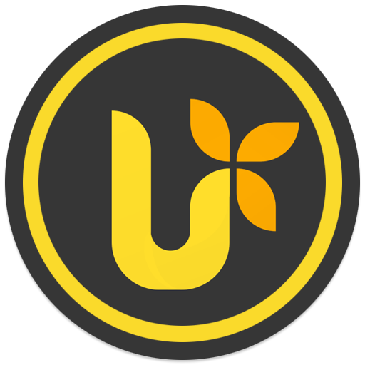 OneUIDark Round  Icon Pack : S10