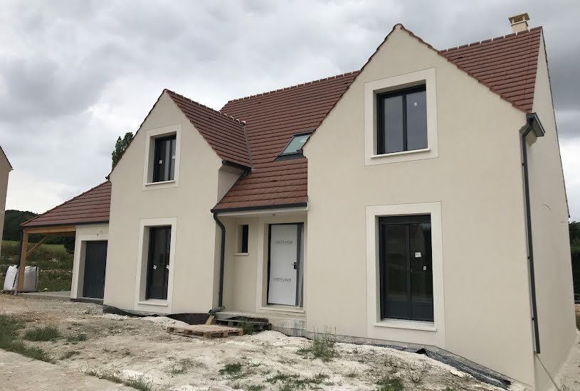 Vente Terrain + Maison - Terrain : 805m² - Maison : 90m² à Jouy-le-Châtel (77970)
