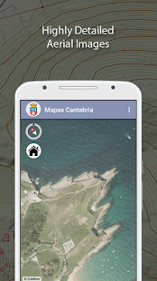 Mapas Cantabria- screenshot thumbnail