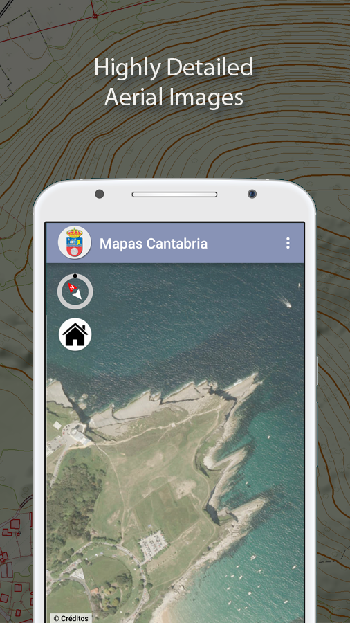 Mapas Cantabria- screenshot