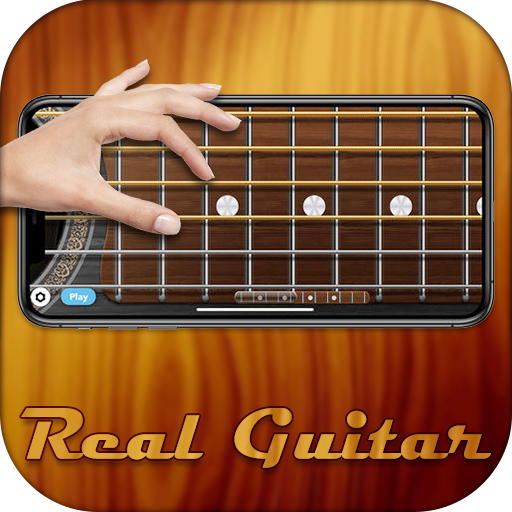 Play Guitar : Real Guitar Simulator Android APK Download Free By Cornero Apps