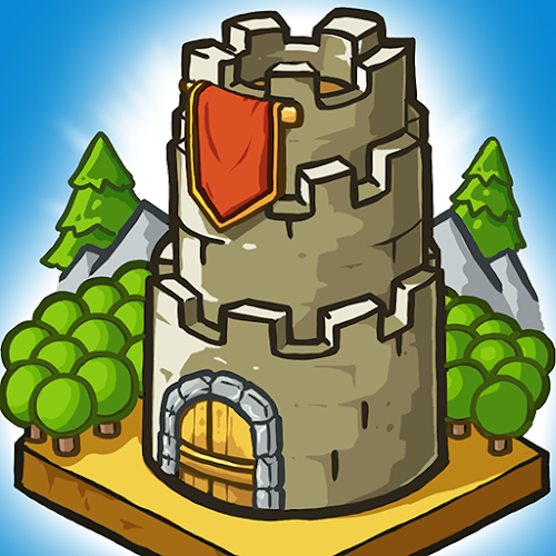 Grow Castle(Mod Gold/Crystals/SP/Level) 1.26.4mod