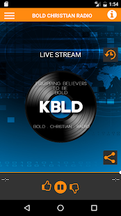 KBLD 91.7 BOLD Christian Radio- screenshot thumbnail