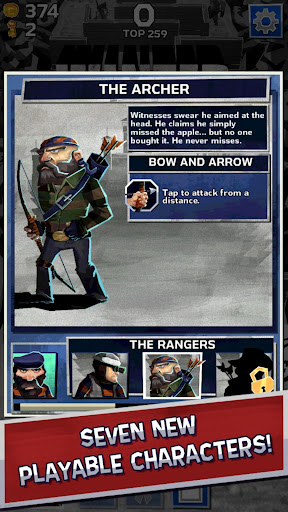 "Игра ""Stealth Bastard Deluxe"" для планшетов на Android"