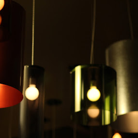 Lights by Bryce Blood - Artistic Objects Other Objects