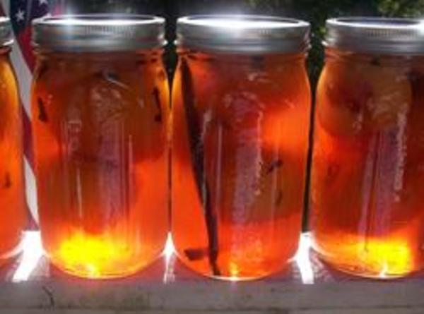 Pickled Peaches Recipe