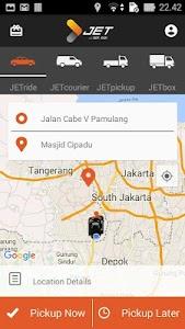JET Indonesia screenshot 1