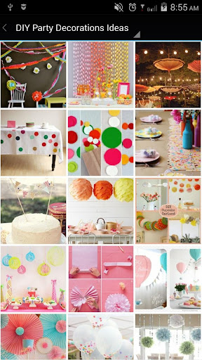 DIY Party Decorations Ideas