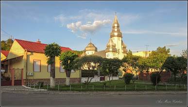 "Photo: Turda - Str. Salinelor, Nr.10 - Biserica Ortodoxa ""Sfânta Treime "" (Biserica Șovagăilor)  - 2019.05.24"
