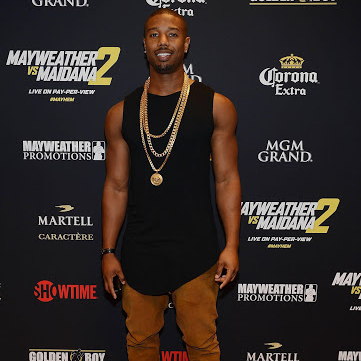 Michael B. Jordan Picture: Denise Truscello/Getty Images