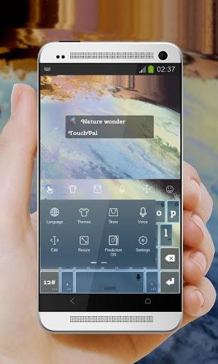 玩個人化App|大自然奇觀 TouchPal免費|APP試玩