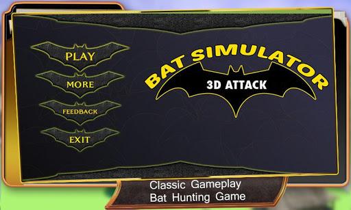蝙蝠模拟器3D攻击