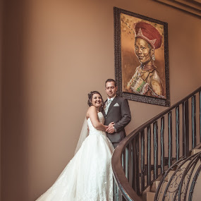by Swan Photography - Wedding Bride & Groom (  )